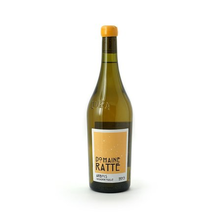 Domaine Ratte Savagnin Ouille Nature 2015