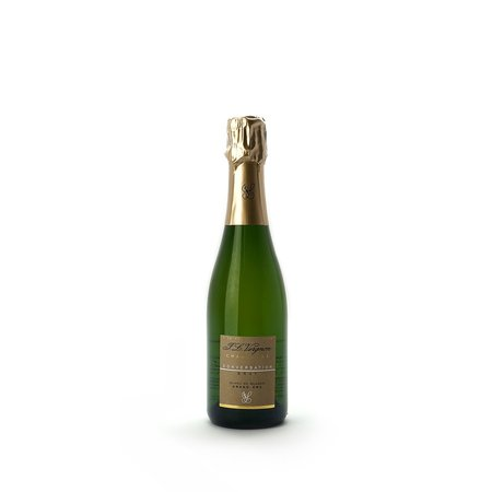 J.L. Vergnon Conversation Blanc de Blancs Champagne NV 375ML