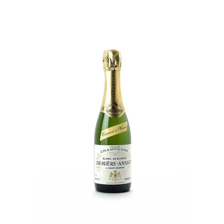 Demiere-Ansiot Blanc de Blancs Brut Grand Cru NV 375ml
