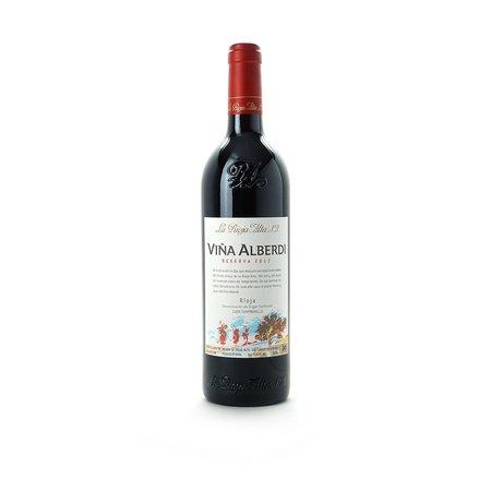 La Rioja Alta Rioja Reserva Vina Alberdi 2012