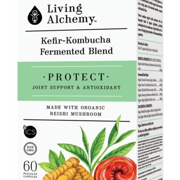 Living Alchemy Living Alchemy Protect : Joint Support & Antioxidant 60 caps