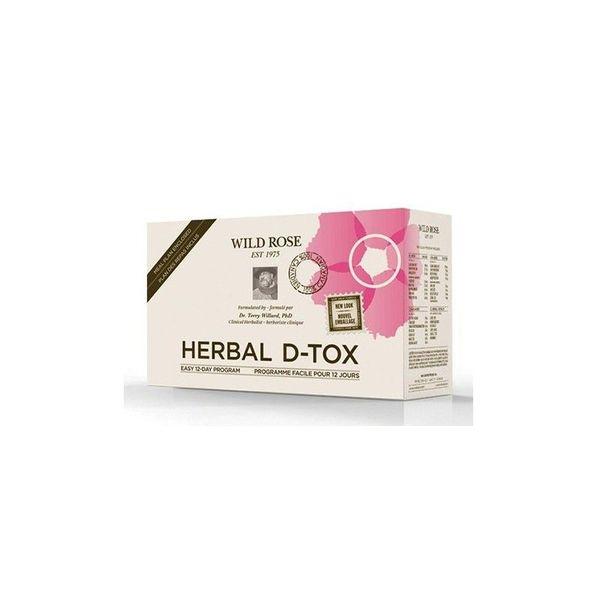 Wild Rose Wild Rose Herbal Detox kit