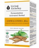 Living Alchemy Living Alchemy Ashwagandha Alive 60 caps