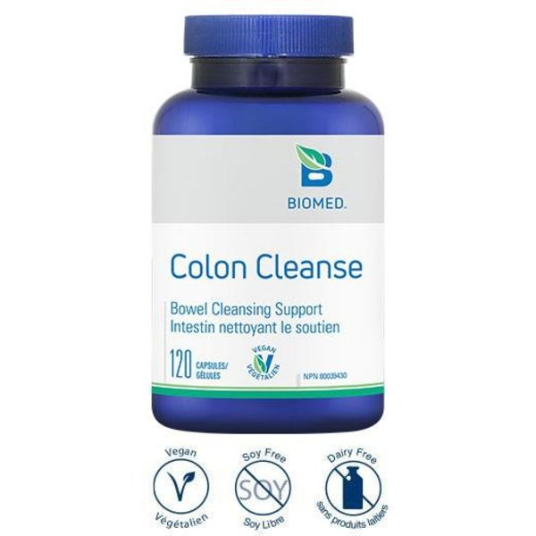 Biomed Biomed 3C Colon Cleanse 120 Caps