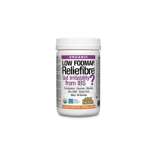 Natural Factors Natural Factors Reliefibre Tropical 268g