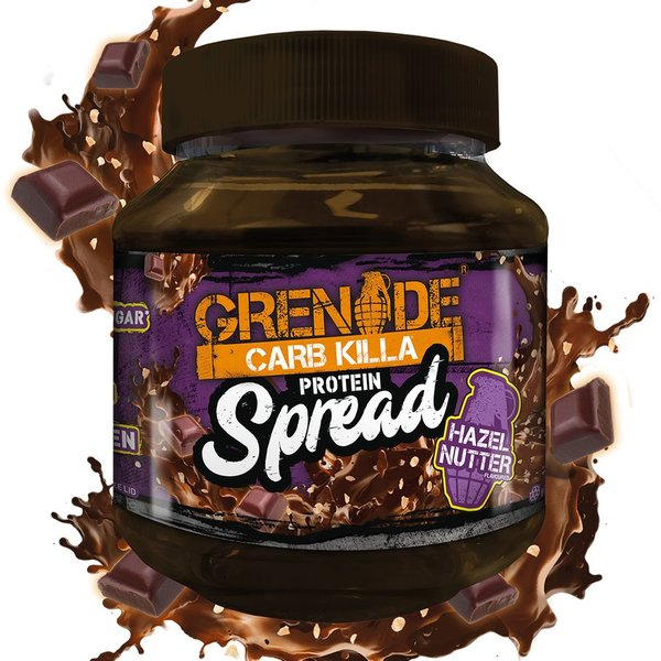 Grenade Carb Killa Hazel Nutter Spread 360 g