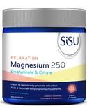 SISU Sisu Magnesium 250 mg Relaxation Blend 133g