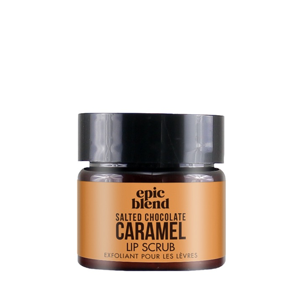 Epic Blend Epic Blend Salted Chocolate Caramel Lip Scrub