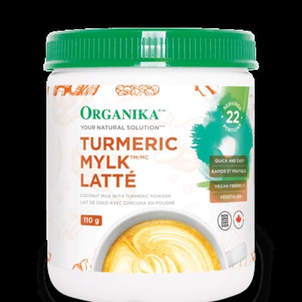 Organika Organika Turmeric Mylk Latte 110g