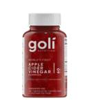 Goli Goli Apple Cider Vinegar Gummies 60's