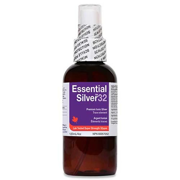 Essential Silver Essential Silver Super Strength 32ppm 120ml Spray