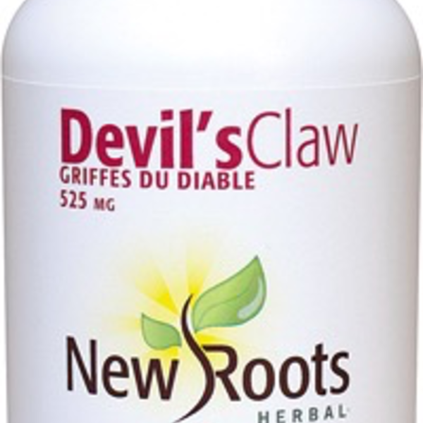 New Roots New Roots Devil's Claw 525mg 100 caps