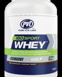 PVL Essentials Iso-Sport Whey Chocolate 908g
