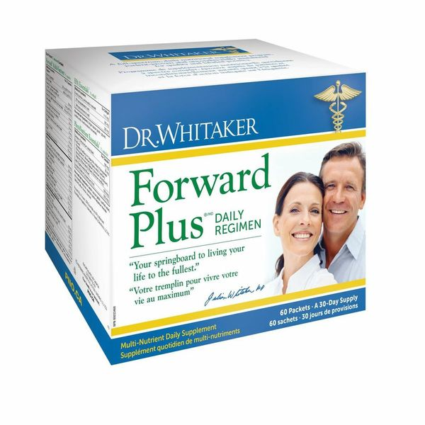 Dr. Whitaker Dr. Whitaker Forward Plus 60 packets