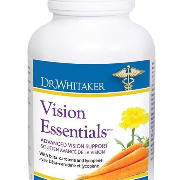 Dr. Whitaker Dr. Whitaker Vision Essentials 120 caps