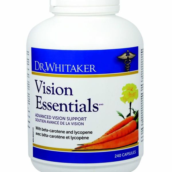 Dr. Whitaker Dr. Whitaker Vision Essentials 240 caps
