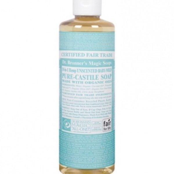 Dr. Bronner's Dr Bronner's Baby-Mild Castile Soap Liquid 16oz