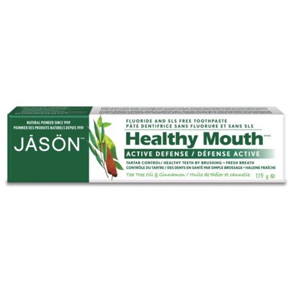 Jason Jason Toothpaste Healthy Mouth 119g