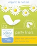 Natracare Org Breathable Panty Liners 30ct
