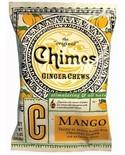Chimes Chimes Mango Ginger Chews Bag 141.8g