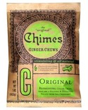 Chimes Chimes Original Ginger Chews Bag 141.8g