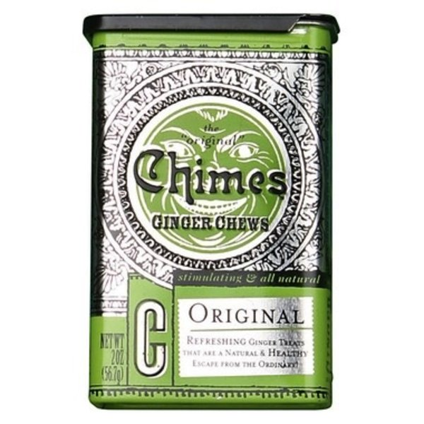 Chimes Chimes Original Ginger Chews Tin 56.7g