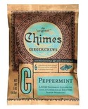 Chimes Chimes Peppermint Ginger Chews Bag 141.8g