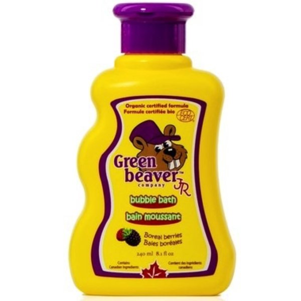 Green Beaver Green Beaver Jr. Boreal Berries Bubble Bath 240 ml