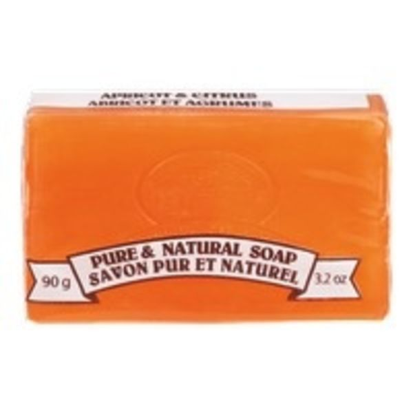 Guelph Soap Co. Apricot & Citrus Bar Soap 90 g