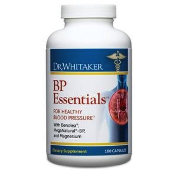Dr. Whitaker Dr. Whitaker BP Essentials 180 caps