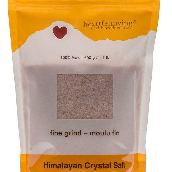 Heartfelt Living Heartfelt Living Himalayan Table Salt 500 g
