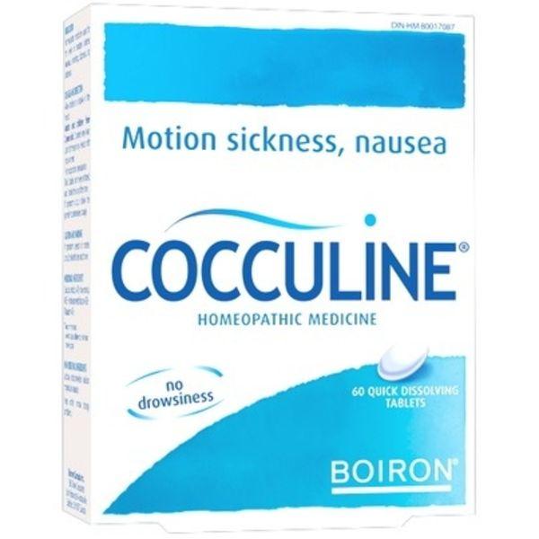 Boiron Boiron Cocculine Motion Sickness 60 tabs