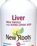 New Roots New Roots Liver 90 caps
