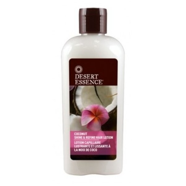 Desert Essence Desert Essence Shine & Refine Hair Lotion 190ml