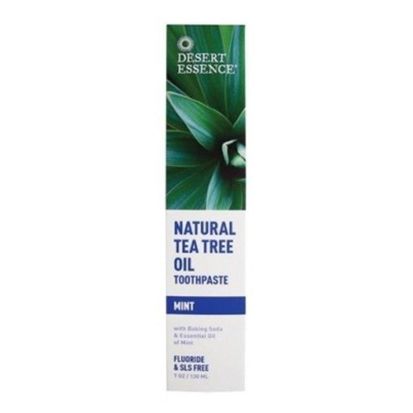 Desert Essence Desert Essence Tea Tree Oil Toothpaste with Mint 130ml