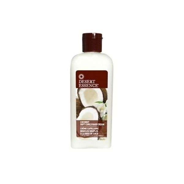 Desert Essence Desert Essence Soft Curls Hair Cream 190ml
