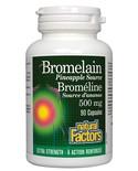 Natural Factors Natural Factors Bromelain 500 mg 90 caps