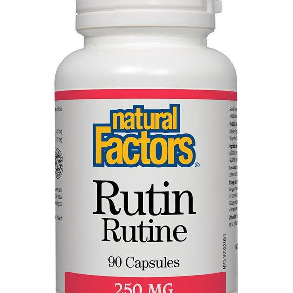 Natural Factors Natural Factors Rutin 250mg 90 caps