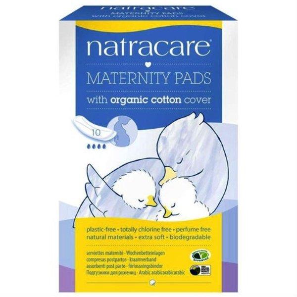 Natracare Organic Maternity Pads 10 ct