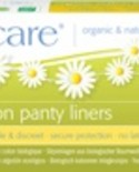Natracare Organic Ultra Thin Cotton Panty Liner 22 ct