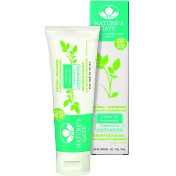 Nature's Gate Crème de Peppermint Toothpaste 170 g