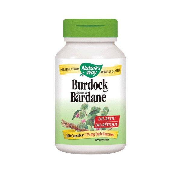 Natures Way Burdock Root 100 caps