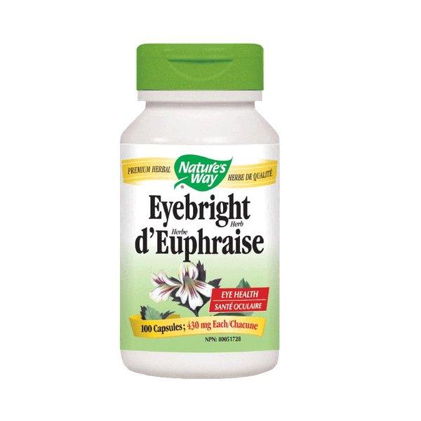 Natures Way Eyebright 100 caps