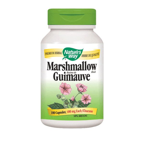 Natures Way Marshmallow Rt 100 caps