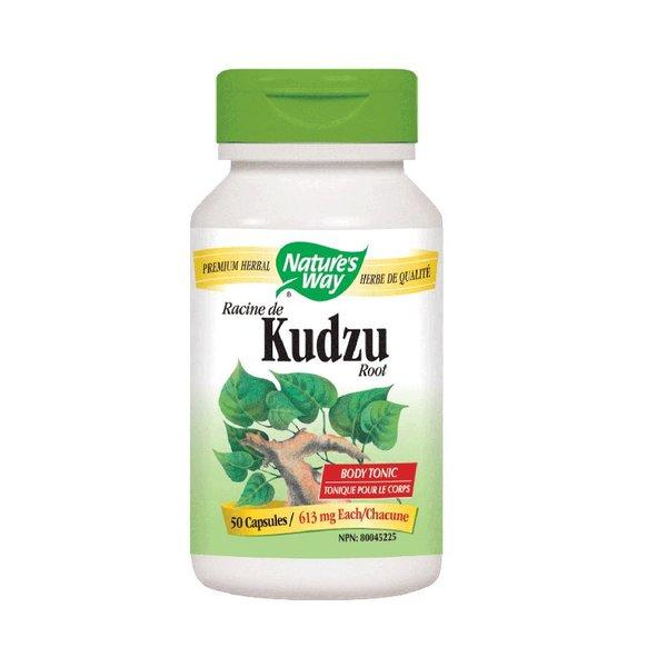 Natures Way Kudzu 50 caps