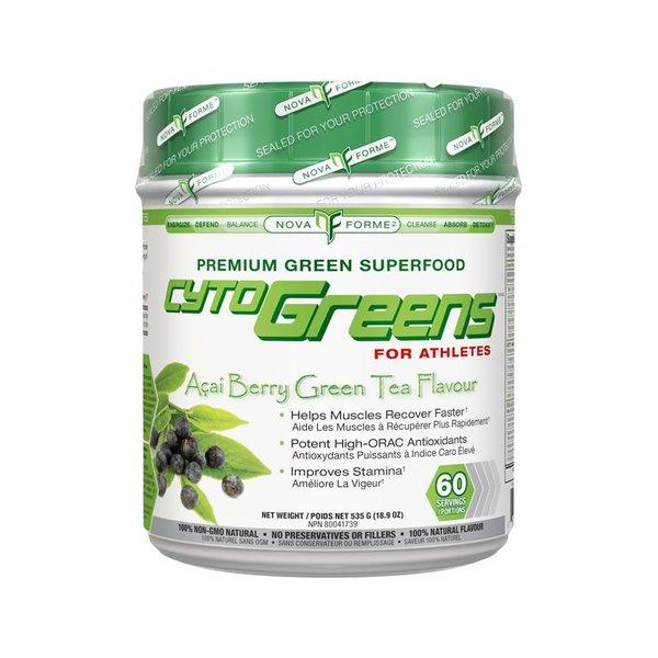 CytoGreens Green Tea Acai 535 g