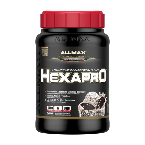 Allmax Nutrition Allmax Hexapro 3lb Cookies & Cream