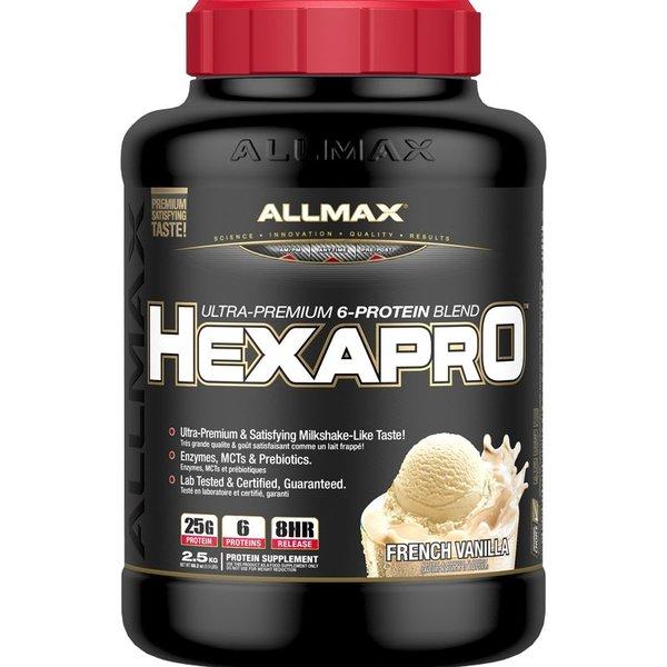 Allmax Nutrition Allmax Hexapro 5lb Vanilla