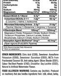 Mutant Mutant BCAA 9.7 Watermelon 348g