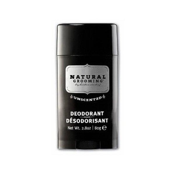 Herban Cowboy Natural Grooming Unscented Deodorant 80 g